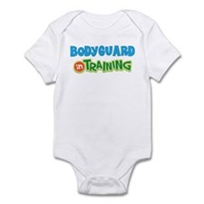 Bodyguard in Training Infant Bodysuit