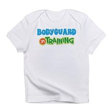 Bodyguard in Training Infant T-Shirt