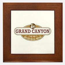 Grand Canyon National Park Framed Tile
