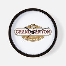 Grand Canyon National Park Wall Clock