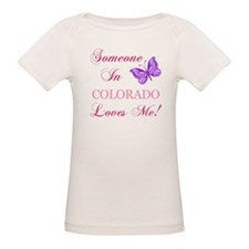 Colorado State (Butterfly) Tee