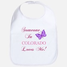 Colorado State (Butterfly) Bib