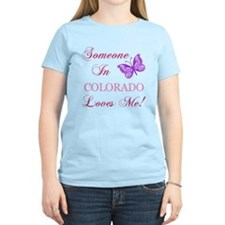 Colorado State (Butterfly) T-Shirt