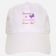Colorado State (Butterfly) Baseball Baseball Cap
