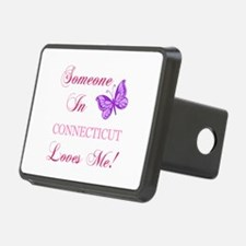 Connecticut State (Butterfly) Hitch Cover
