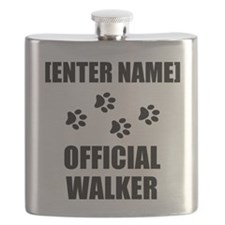 Official Pet Walker Personalize It!: Flask