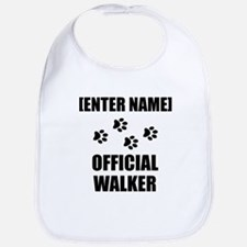 Official Pet Walker Personalize It!: Bib