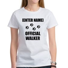 Official Pet Walker Personalize It!: T-Shirt