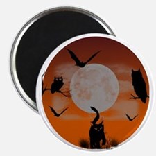 Spooky Night Magnet