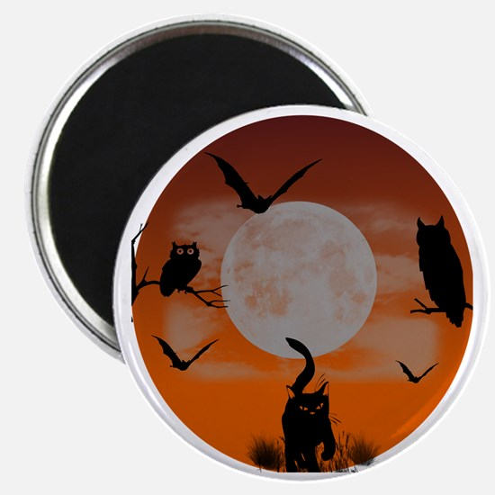 Spooky Night Magnet
