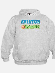 Aviator in Training Hoodie
