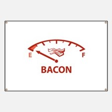 Running On Empty : Bacon Banner