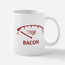 Running On Empty : Bacon Mug