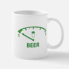 Running On Empty : Beer Mug