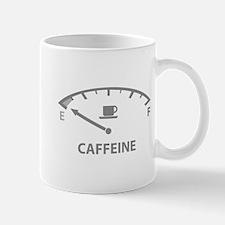 Running On Empty : Caffeine Mug