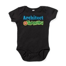 Architect in Training Baby Bodysuit
