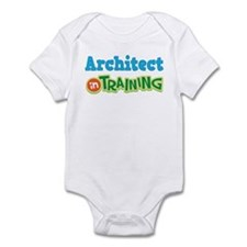 Architect in Training Infant Bodysuit