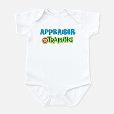 Appraiser in Training Infant Bodysuit