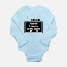 Prison Baby Body Suit