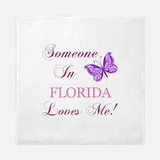Florida State (Butterfly) Queen Duvet