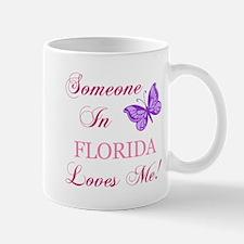Florida State (Butterfly) Mug
