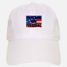 For President Personalize It! Baseball Baseball Baseball Cap