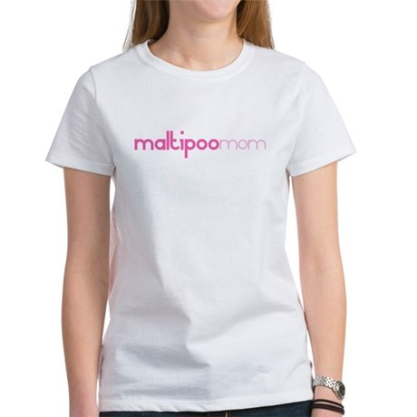 Maltipoo Mom Women's T-Shirt