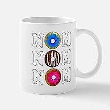 Nom Nom Nom Yummy Doughnuts Mugs