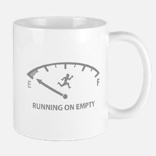 Running On Empty Mug