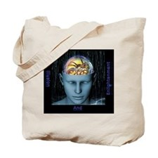 Illusion and Enlightenment Tote Bag