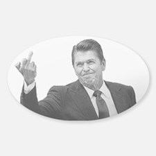 Reagan Finger Decal