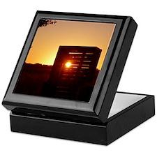 Sunrises and Sunsets Keepsake Box