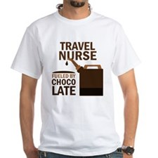 Travel Nurse Chocolate Shirt