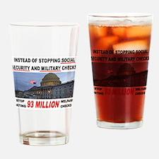 WELFARE HEAVEN Drinking Glass