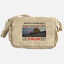 WELFARE HEAVEN Messenger Bag