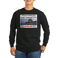 WELFARE HEAVEN Long Sleeve T-Shirt