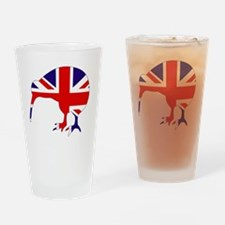 New Zealand Kiwi Drinking Glass