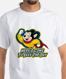 Mighty Mouse Save The Day Shirt