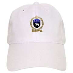 GINGRAS Family Crest Baseball Cap
