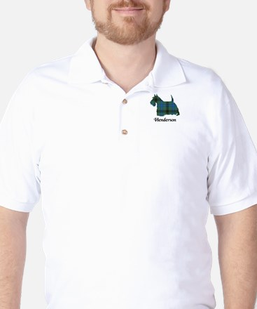 Terrier - Henderson Golf Shirt