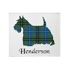 Terrier - Henderson Throw Blanket