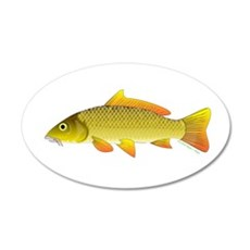 Common Carp Wall Decal