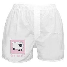 Got Wool Boxer Shorts