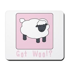 Got Wool Mousepad