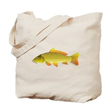 Common carp c Tote Bag