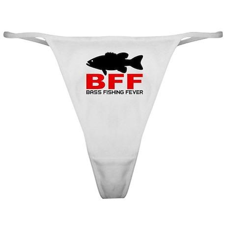 BASS FISHING FEVER Classic Thong