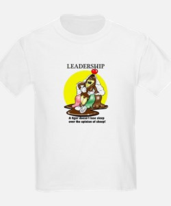 LEADERSHIP CARTOON QUOTE T-Shirt