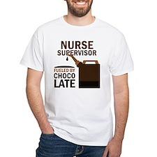 Nurse Supervisor Chocolate Shirt