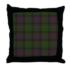 Malcolm Tartan Throw Pillow