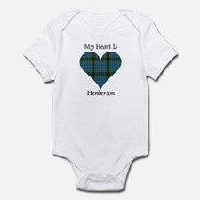 Heart - Henderson Infant Bodysuit